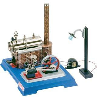Wilesco Dampfmaschine Licht-Edition Wilesco D105