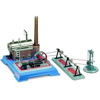 Wilesco Dampfmaschine Sparpaket Wilesco D165
