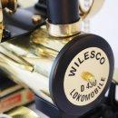 Wilesco Lokomobile schwarz-messing Wilesco D430