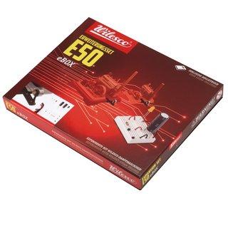 Wilesco Ergänzungs-Box E50 für Wilesco Experimentierkasten D100E