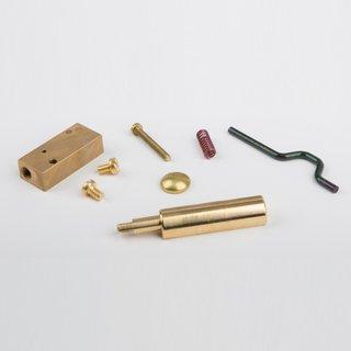 Schwingzylinder komplett - Wilesco Ersatzteile