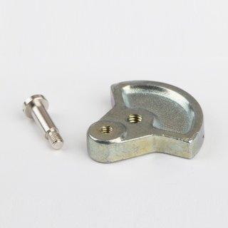 Kurbelscheibe mit Bolzenschraube - Wilesco Ersatzteile