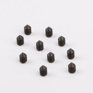Madenschraube für Schnurlaufrollen 10 Stück im Beutel - Wilesco Ersatzteile