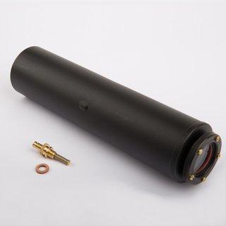 Kessel mit Federsicherheitsventil inkl. Glas - Wilesco Ersatzteile