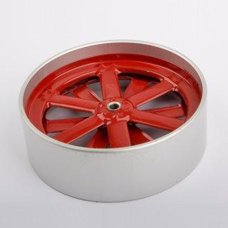 Rad hinten 100 mm - Wilesco Ersatzteile