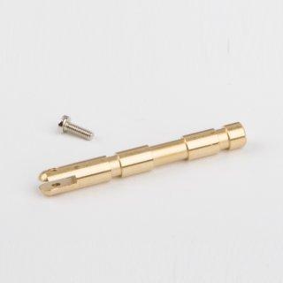 Schieberstange mit Schraube, Ø 5mm - Wilesco Ersatzteile