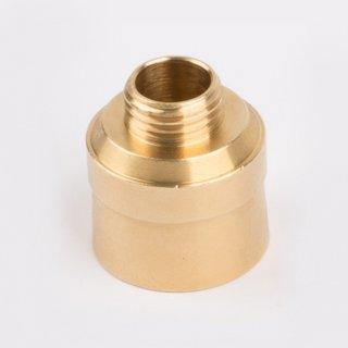 Kaminsockel messing - Wilesco Ersatzteile