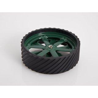 Rad hinten 100 mm grün - Wilesco Ersatzteile