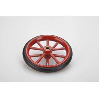 Rad mit Gummireifen D305 - Wilesco Ersatzteile